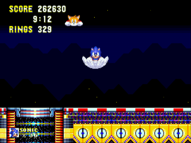 Sonic the Hedgehog 3 - wow! - User Screenshot